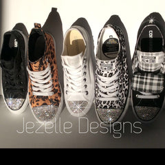 Customized Converse Shoes