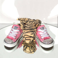 Bling Baby Converse by Jezelle.com