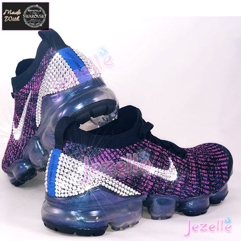Blinged out Nike VaporMax