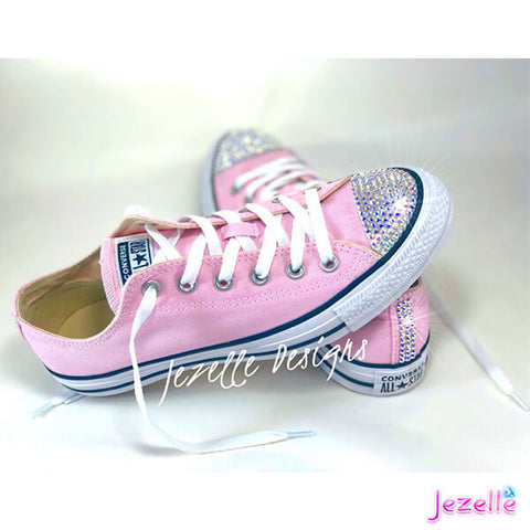 quinceanera sparkle shoes