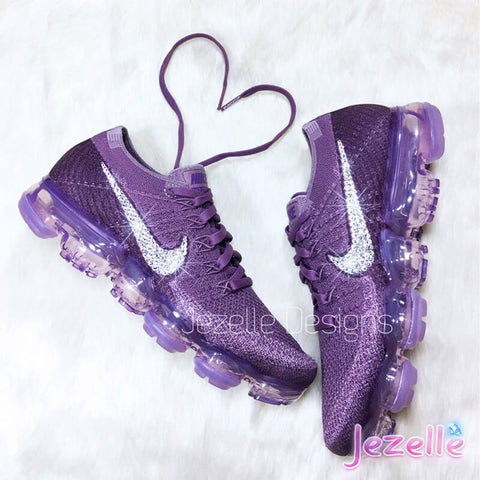 Image of Womens Purple Vapormax
