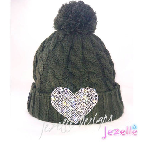 Image of Bling Pom Beanie