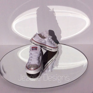 Bedazzled Blinged Out Converse for Babies!