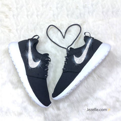 Black Oreo Nike Roshes