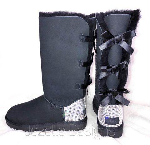 Image of Swarovski Bedazzled Uggs