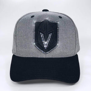 ✨Bling Swarovski Las Vegas Golden Knights Logo Hats✨