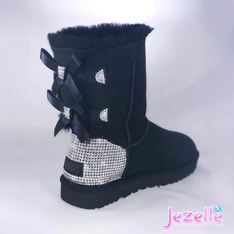 Image of Custom Bling Uggs