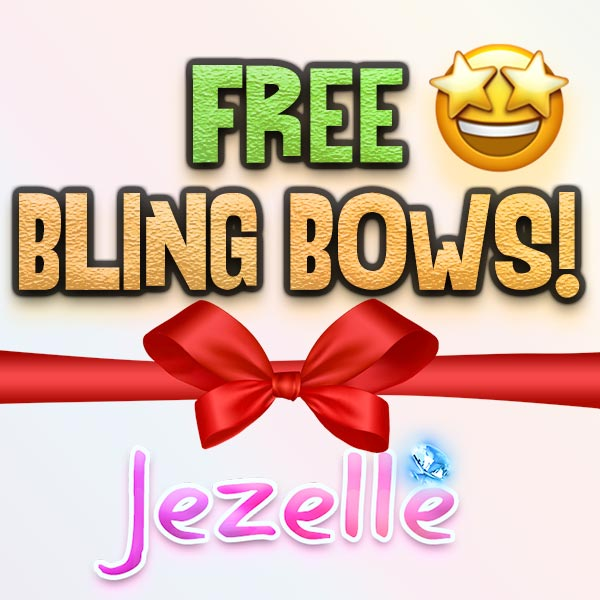 FREE BLING BOWS!