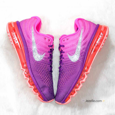 Image of Glitter Nike Air Max