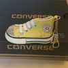 Image of Blinged Out Converse Mini - Yellow