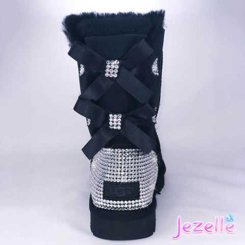 Image of Limited Edition Uggs Swarovski