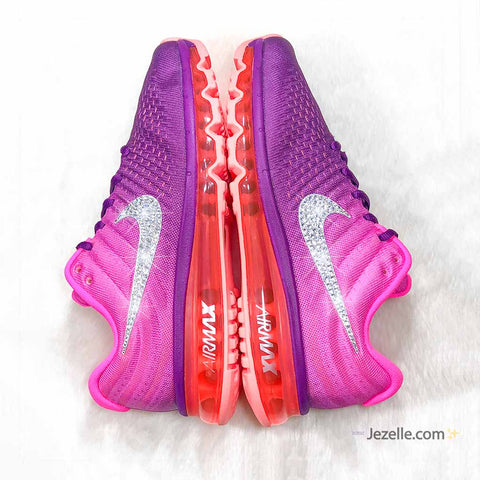 Image of Nike Air Max Glitter Kicks