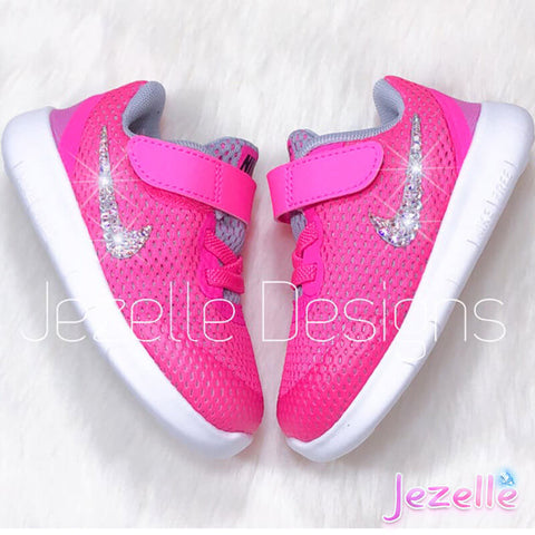 Image of Baby Shoes with Bling