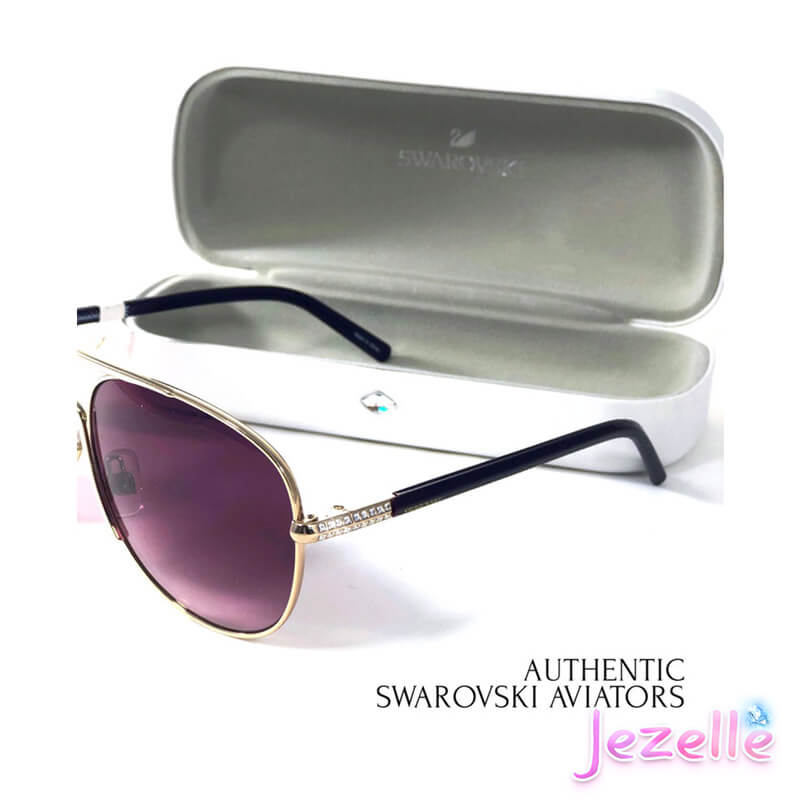 Swarovski Sunglasses with Bling