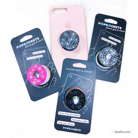 Image of Silver Popsocket