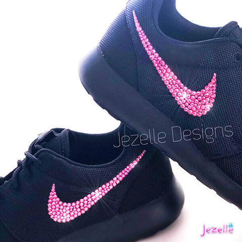 Image of Swarovski Nike Roshe One Bling