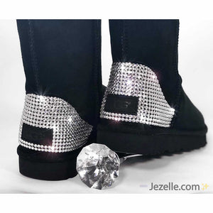 Classic TALL Uggs® with Swarovski Crystals®