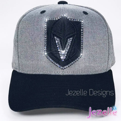 Blinged Out VGK Logo Hat