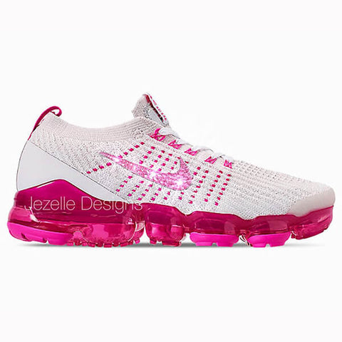 Image of nike vapormax plus womens pink