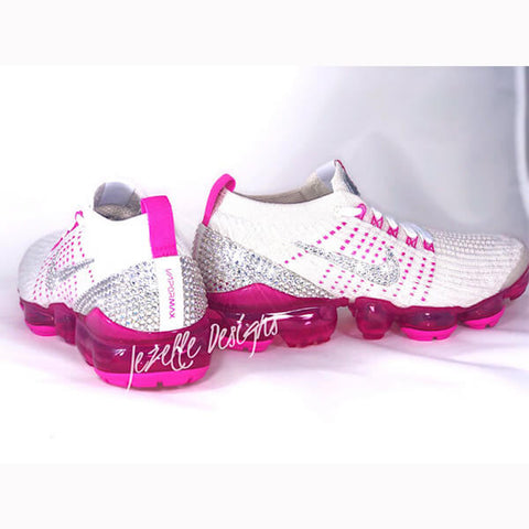 Image of swarovski crystal nike shoes