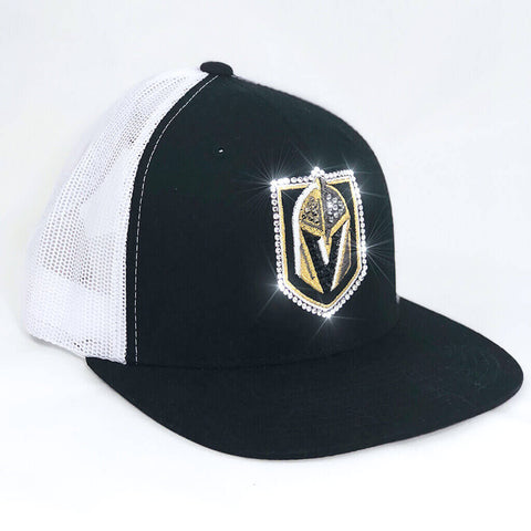 Swarovski Blinged Out Vegas Golden Knights Jersey Cap