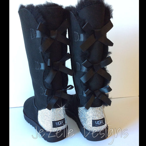 Image of Bailey Bow Ugg Bling Boots