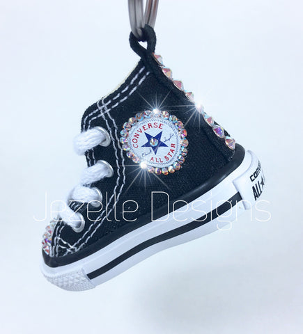 Image of Car Bling Keychains - Mini Converse