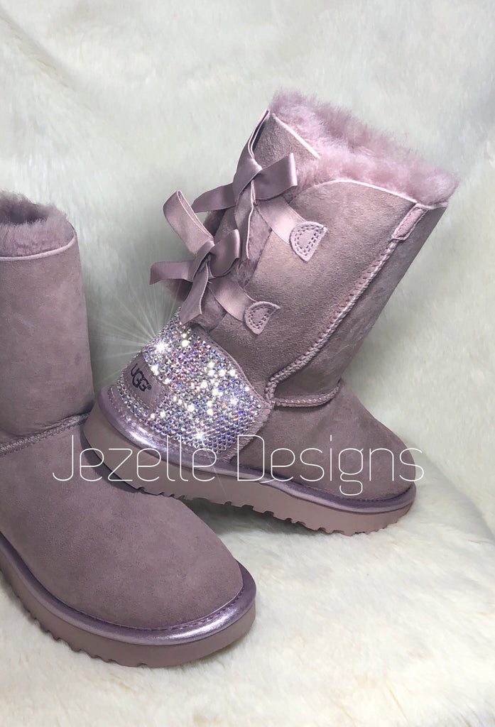 Rose Gold Uggs