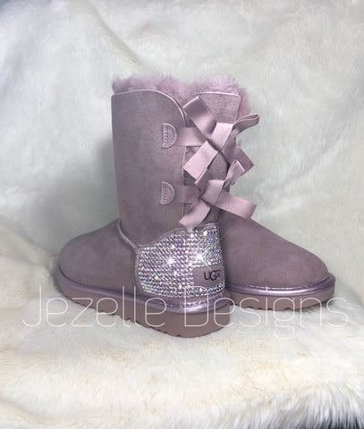 Image of Dusk Pink Uggs