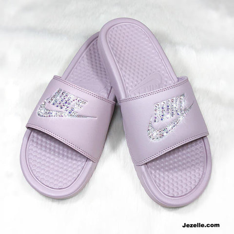 Image of Bedazzled Flip Flops
