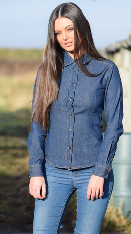 S.Entwistle Denim Shirt