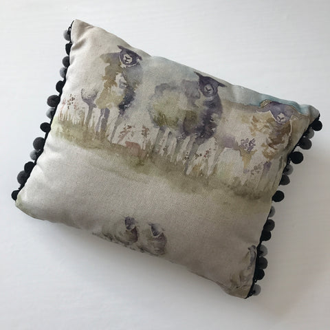 S.Entwistle Country Sheep Cushion