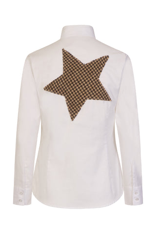 S.Entwistle Check Star Shirt
