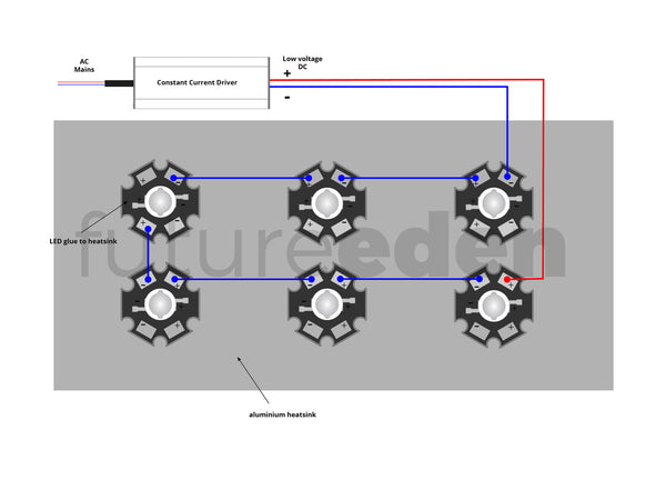 Marvelous Wiring A Simple Led Series Circuit Future Eden Ltd Wiring Cloud Hisonuggs Outletorg