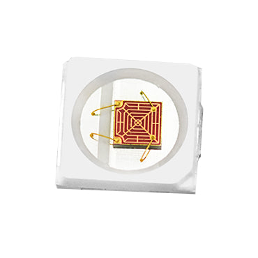 2835 Bright red SMD LED (620-630nm) - futureeden.co.uk