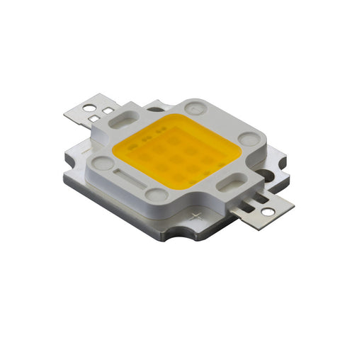 10W Warm White LED (Bridgelux 2600-3200k)