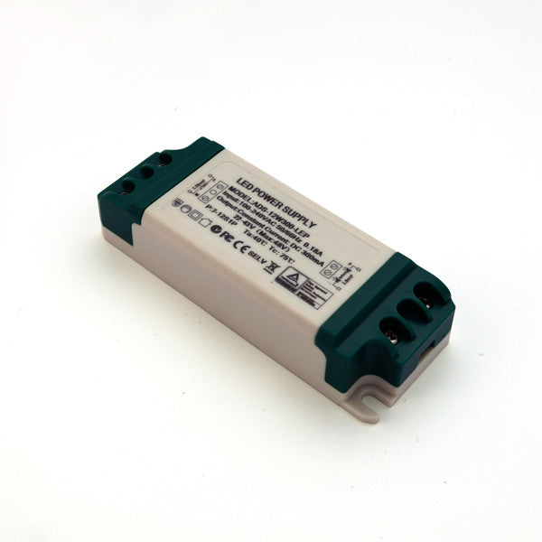 12W Constant Current LED Driver (300mA) / 20-43v