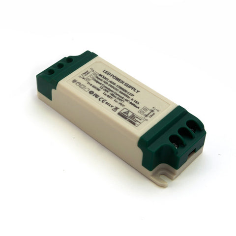 12W Constant Current LED Driver (600mA) / 12-24v - futureeden.co.uk