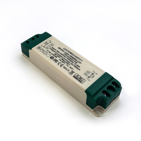 28W Constant Current LED Driver (600mA) 24-48v - futureeden.co.uk