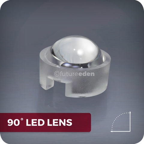 90° Degree LED Lens