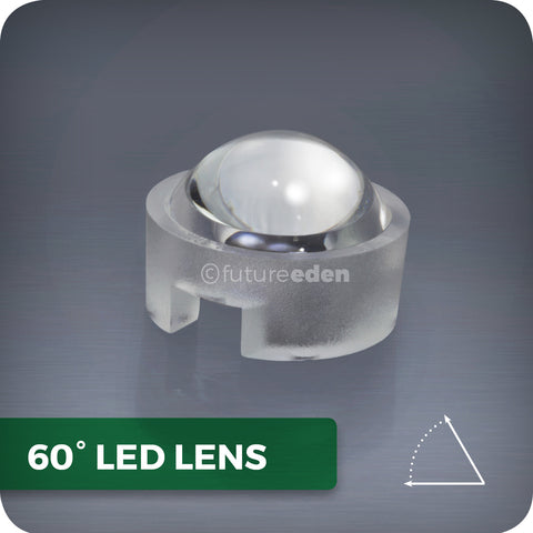 60° Degree LED Lens