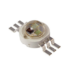3W RGB LED (Red, Green, Blue - EPILED)
