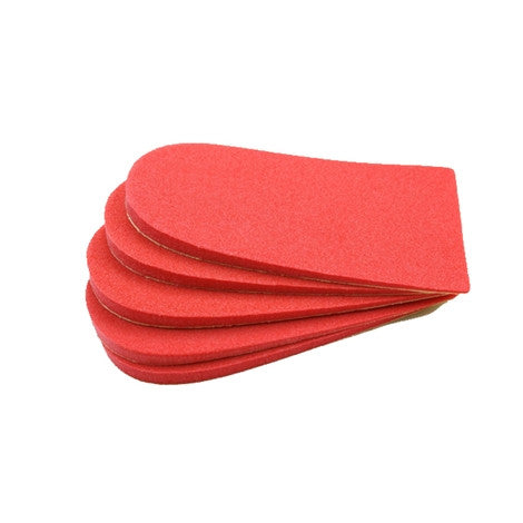Vasyli foam heel lifts box of 10