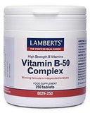 Lamberts Vitamin B-50 Complex supplements