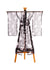 Many Faces of a Woman Kimono Black by Joy Kimono Front Chiffon Silk Kaftan Gown Robe