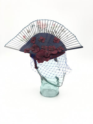 Dahlia Hat by Sara Tiara for exquisitely*joy