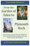 From the Graden of Eden to Plymouth Rock