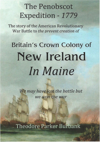 The Britain's Crown Colony of New Ireland in Maine