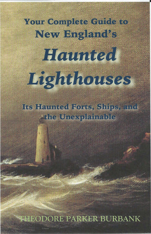 New England's Haunted Lighthouses - DOWNLOAD