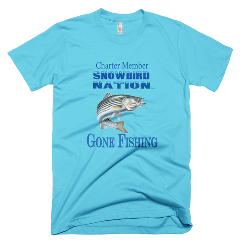 Snowbird Nation - Fishing - Special Bonus Certificate